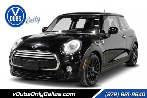 2014 MINI Hardtop for sale at VDUBS ONLY in Dallas TX