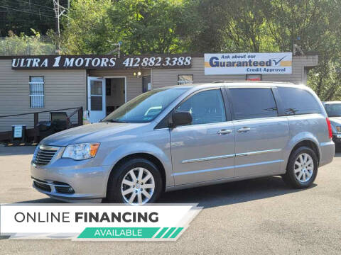 2013 Chrysler Town and Country for sale at Ultra 1 Motors in Pittsburgh PA