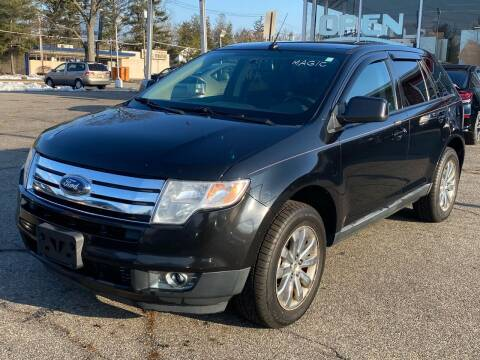 2010 Ford Edge for sale at MAGIC AUTO SALES in Little Ferry NJ