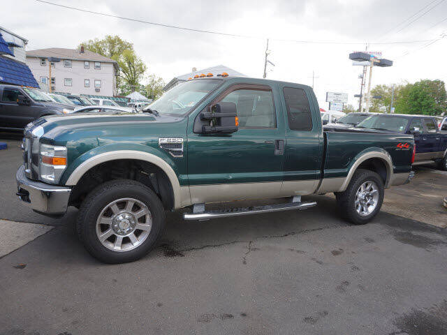2008 Ford F-250 Super Duty for sale at Scheuer Motor Sales INC in Elmwood Park NJ