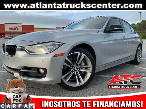 2014 BMW 3 Series for sale at ATLANTA TRUCK CENTER LLC in Brookhaven GA