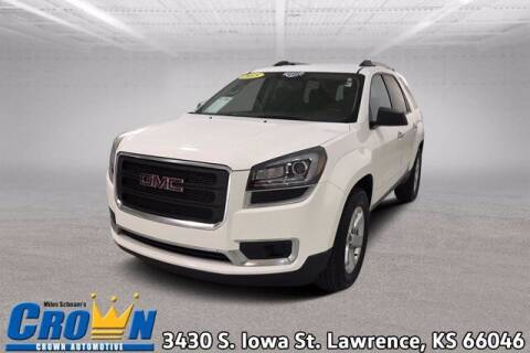 2015 GMC Acadia for sale at Crown Automotive of Lawrence Kansas in Lawrence KS