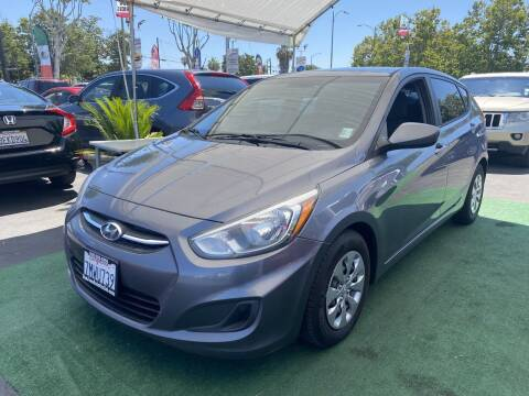 2015 Hyundai Accent for sale at San Jose Auto Outlet in San Jose CA
