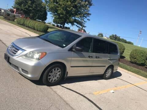 2008 Honda Odyssey for sale at Auto Nova in Saint Louis MO