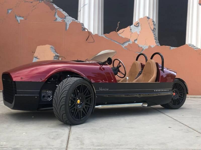 2020 Vanderhall Venice GT for sale at VANDERHALL OF CHICO in Chico CA