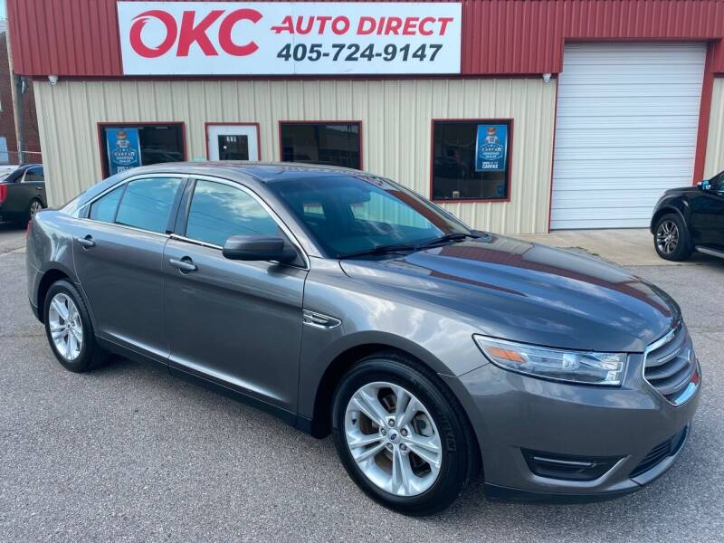 2013 Ford Taurus for sale at OKC Auto Direct, LLC in Oklahoma City OK