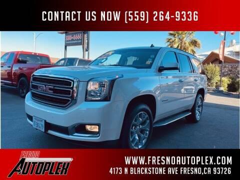 2015 GMC Yukon for sale at Fresno Autoplex in Fresno CA