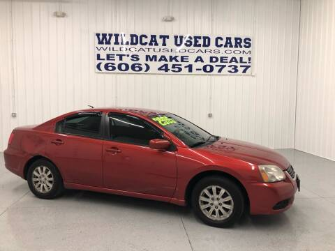2009 Mitsubishi Galant for sale at Wildcat Used Cars in Somerset KY