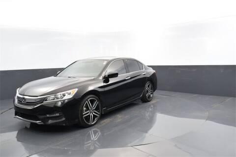 2016 Honda Accord for sale at BOB HART CHEVROLET in Vinita OK