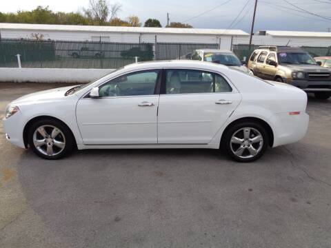 2012 Chevrolet Malibu for sale at Cars Unlimited Inc in Lebanon TN