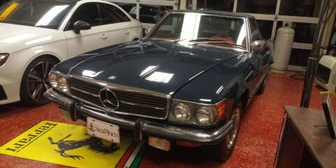 1972 Mercedes-Benz 350-Class for sale at Motorsport Garage in Neshanic Station NJ