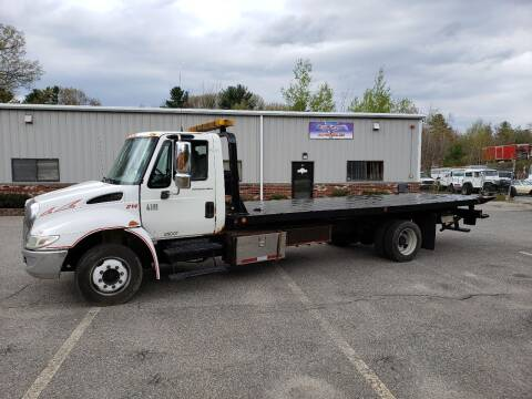 2004 International DuraStar 4300 for sale at GRS Auto Sales and GRS Recovery in Hampstead NH