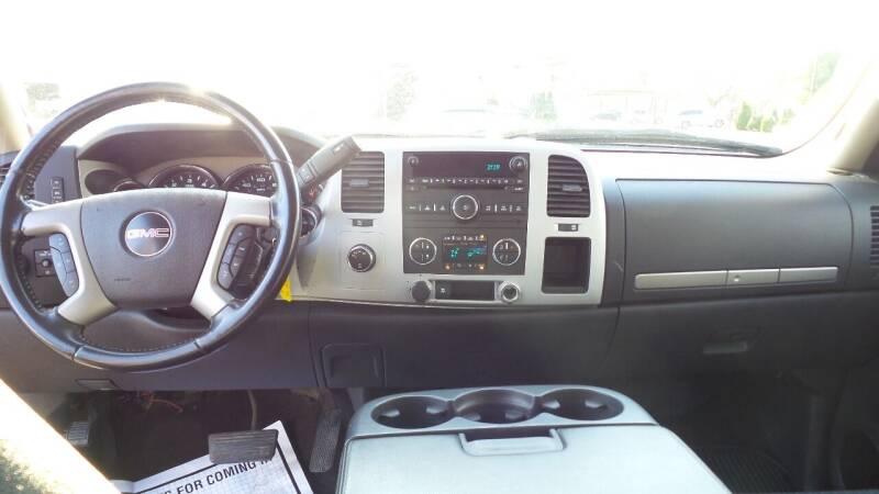 2009 GMC Sierra 1500 4x4 SLE 4dr Crew Cab 5.8 ft. SB - Albany NY