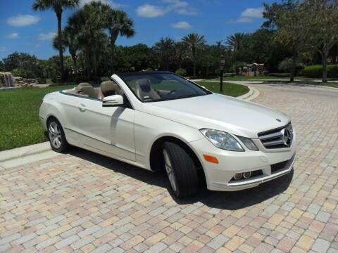 2011 Mercedes-Benz E-Class for sale at AUTO HOUSE FLORIDA in Pompano Beach FL