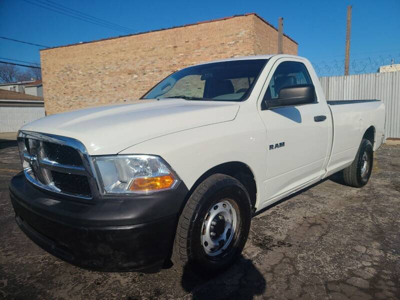 2009 Dodge Ram Pickup 1500 for sale at TEMPLETON MOTORS in Chicago IL