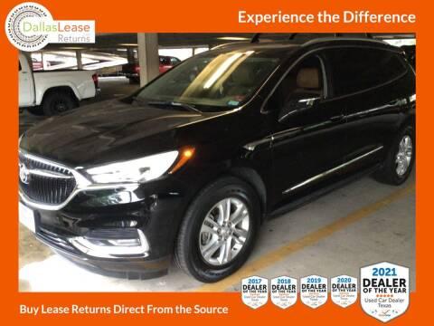 2018 Buick Enclave for sale at Dallas Auto Finance in Dallas TX