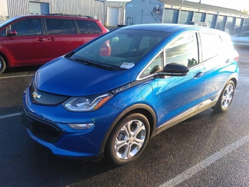 2017 Chevrolet Bolt EV for sale at Northwest Van Sales in Portland OR