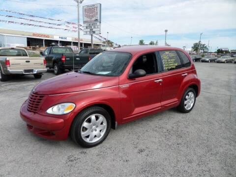 2004 Chrysler PT Cruiser for sale at Budget Corner in Fort Wayne IN