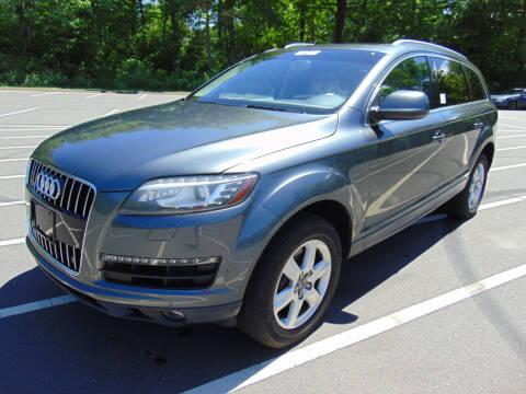 2013 Audi Q7 for sale at Lakewood Auto in Waterbury CT
