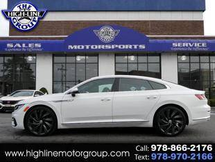 2019 Volkswagen Arteon for sale at Highline Group Motorsports in Lowell MA