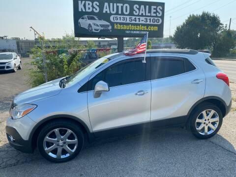 2013 Buick Encore for sale at KBS Auto Sales in Cincinnati OH