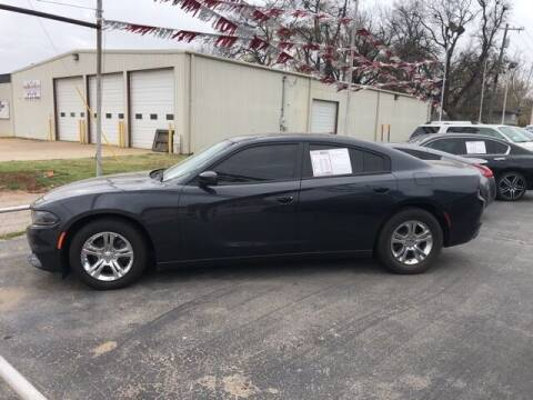 2018 Dodge Charger for sale at Bryans Car Corner in Chickasha OK