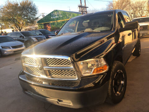2010 Dodge Ram Pickup 1500 for sale at Auto Access in Irving TX