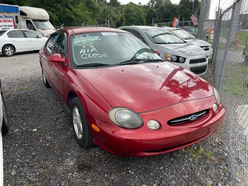 1999 Ford Taurus for sale at Ideal Motors in Oak Hill FL