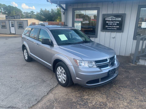 2017 Dodge Journey for sale at Rutledge Auto Group in Palestine TX