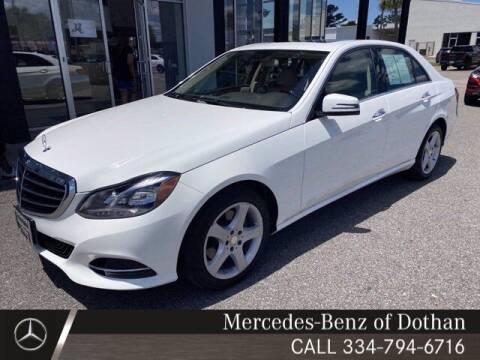 2014 Mercedes-Benz E-Class for sale at Mike Schmitz Automotive Group in Dothan AL
