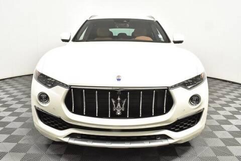 2020 Maserati Levante for sale at Southern Auto Solutions - Georgia Car Finder - Southern Auto Solutions-Jim Ellis Mazda Atlanta in Marietta GA