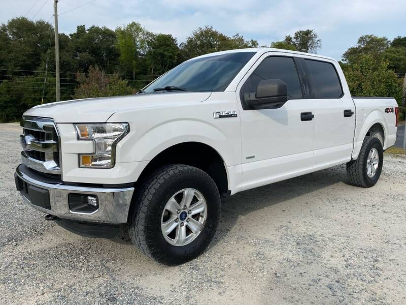 2015 Ford F-150 for sale at RCD Trucks in Macon GA