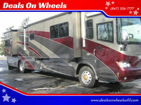 2007 Spartan Country Coach Tribute 260 Sequ