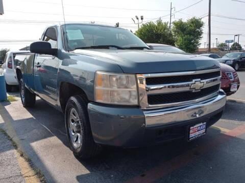 2008 Chevrolet Silverado 1500 for sale at Auto Plaza in Irving TX