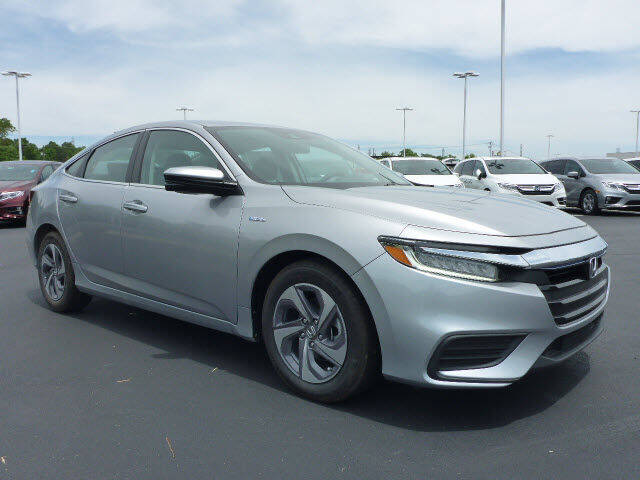 2020 Honda Insight for sale at RUSTY WALLACE HONDA in Knoxville TN