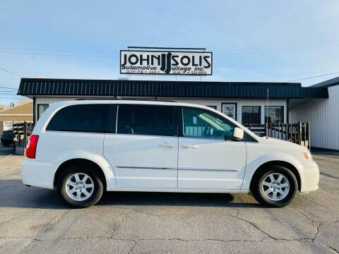 2011 Chrysler Town and Country for sale at John Solis Automotive Village in Idaho Falls ID