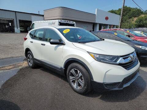 2018 Honda CR-V for sale at Chantz Scott Kia in Kingsport TN