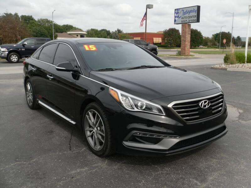 2015 Hyundai Sonata for sale at Integrity Auto Center in Paola KS