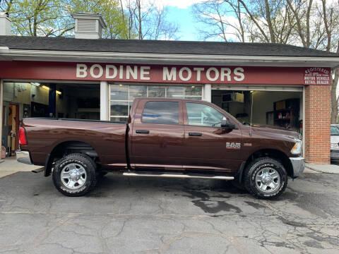 2014 RAM Ram Pickup 2500 for sale at BODINE MOTORS in Waverly NY