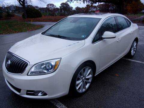 2015 Buick Verano for sale at Pyles Auto Sales in Kittanning PA