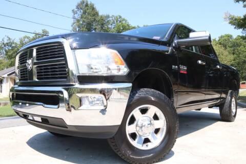 2012 RAM Ram Pickup 2500 for sale at Cobb Luxury Cars in Marietta GA