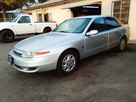 2002 Saturn L-Series for sale at Larry's Auto Sales Inc. in Fresno CA