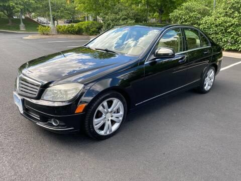 2008 Mercedes-Benz C-Class for sale at Car World Inc in Arlington VA