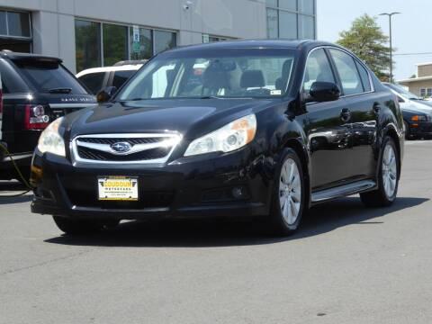 2011 Subaru Legacy for sale at Loudoun Motor Cars in Chantilly VA