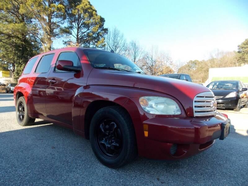 2010 Chevrolet HHR for sale at Deer Park Auto Sales Corp in Newport News VA