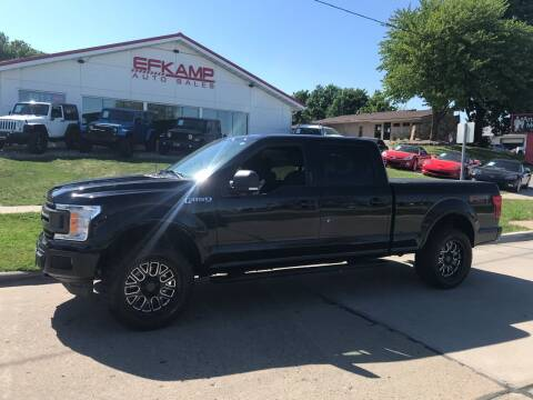 2018 Ford F-150 for sale at Efkamp Auto Sales LLC in Des Moines IA