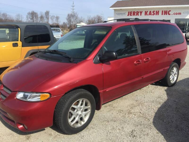 2000 Dodge Grand Caravan for sale at Jerry Kash Inc. in White Pigeon MI