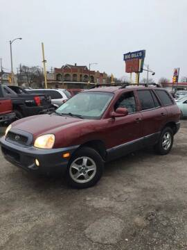 2004 Hyundai Santa Fe for sale at Big Bills in Milwaukee WI