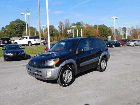 2003 Toyota RAV4 for sale at Paniagua Auto Mall in Dalton GA