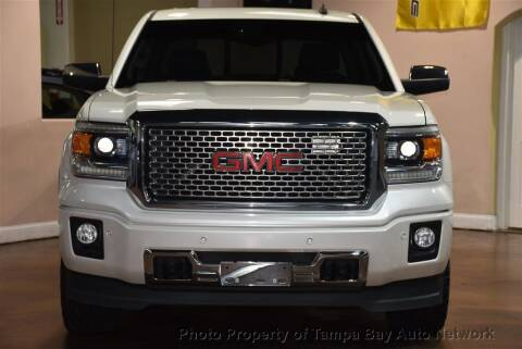 2014 GMC Sierra 1500 for sale at Tampa Bay AutoNetwork in Tampa FL